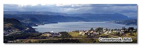 Cornerbrook Newfoundland