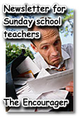 Sunday School Newsletter