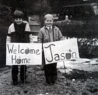 Jason and Eric reunited