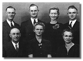 Louis Brandt Family