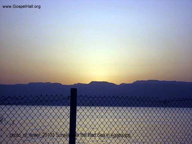 photo_of_israel_20103 Sunset over the Red Sea in Agaba.jpg