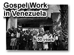 gospel work in venezuela